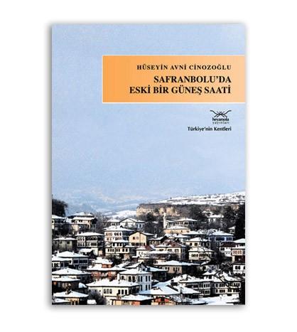 Safranbolu'da Eski Bir Güneş Saati