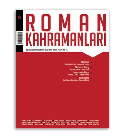 Roman Kahramanları Sayı-1