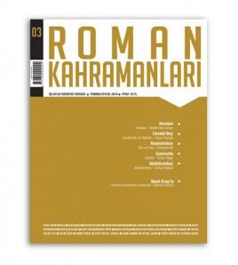 Roman Kahramanları Sayı-3