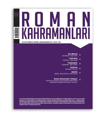 roman kahramanları sayı - 6
