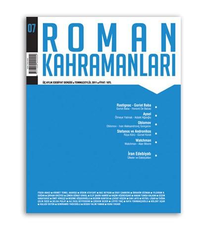 Roman Kahramanları sayı - 7