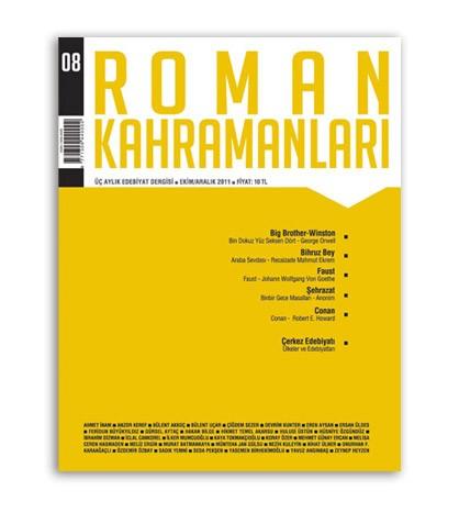 Roman Kahramanları sayı - 8