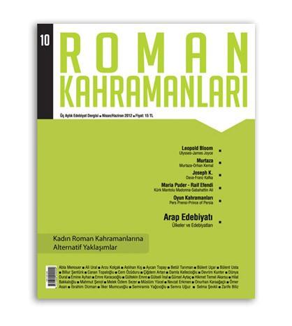 Roman Kahramanları sayı - 10