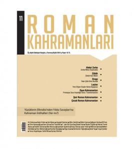 Roman Kahramanları sayı - 11