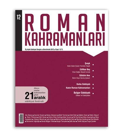 Roman Kahramanları sayı - 12