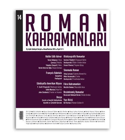 Roman Kahramanları sayı - 14