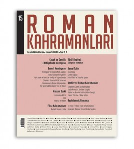 Roman Kahramanları sayı - 15