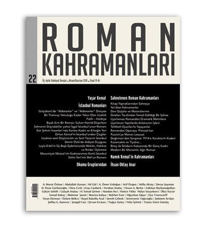 Roman Kahramanları sayı - 22