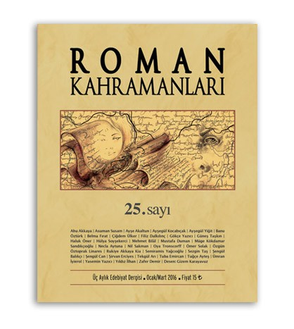 Roman Kahramanları sayı - 25