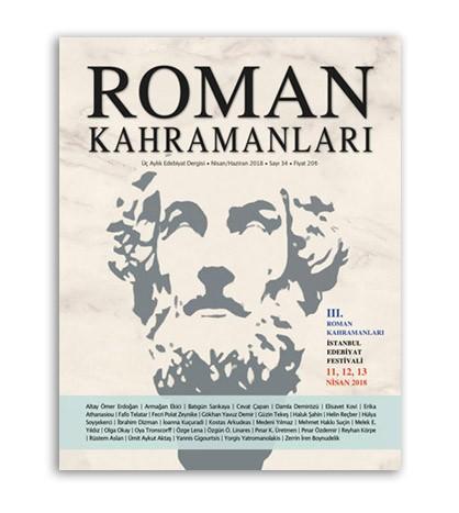 Roman Kahramanları sayı - 34